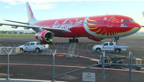 airasia flight grounded after apparent bird strike damages airasia flight grounded after apparent bird strike damages