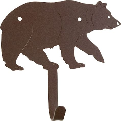 bear bathroom black bear towel bar and bath accessories