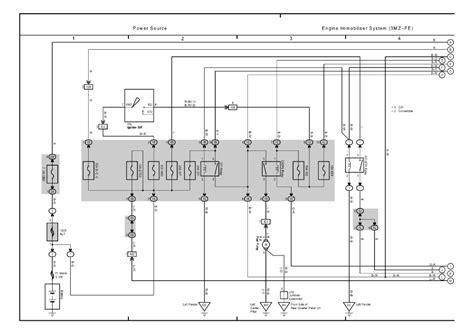 toyota avalon lifier wiring diagram toyota get free