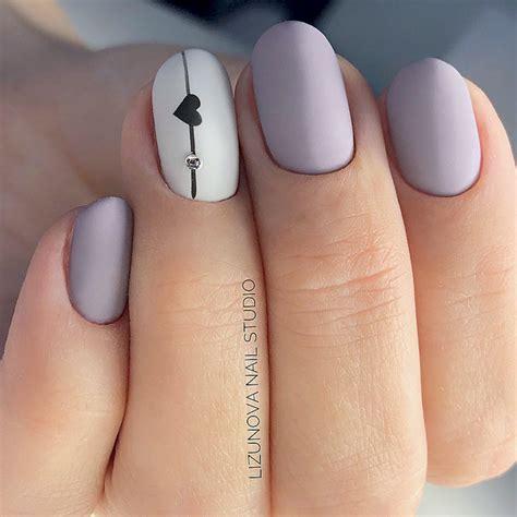 matte lilac nail 27 matte nails designs to meet this fall
