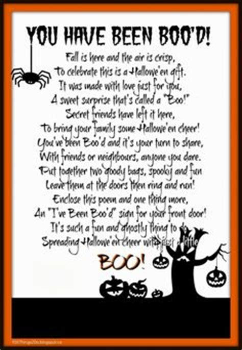 printable you ve been booed poem 1000 images about you have been jingled boo d etc
