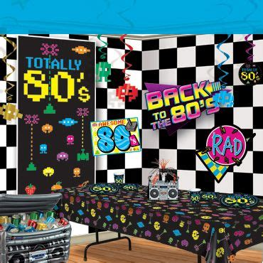 80s party decorations adult 80 s party pinterest party supplies decoration and 80s prom on pinterest