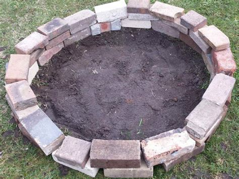 making a firepit in your backyard decoration how to build your own fire pit backyard fire