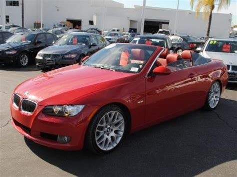 Bmw 328i 2008 Specs by 2008 Bmw 3 Series 328i Convertible Data Info And Specs