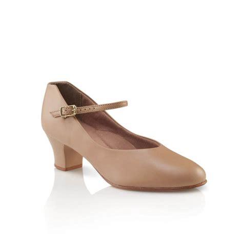 character shoes capezio child 1 heel jr footlight character shoe cap550x