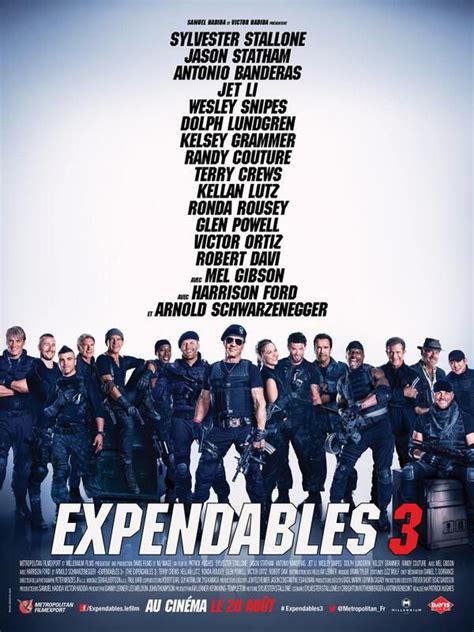 the expendables 3 2014 big screen action expendables 3 film 2014 senscritique
