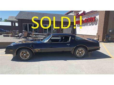 Smokey Trans Am by 1976 Pontiac Trans Am Smokey Bandit For Sale Classiccars