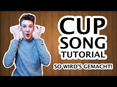 youtube tutorial cup song cup song tutorial youtube