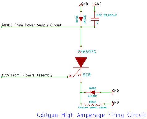 resistor firing circuit ben li sauerwine s notebook june 2013