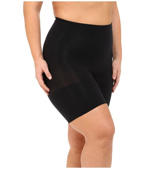 are spanx comfortable to wear spanx plus size power shorts at zappos com