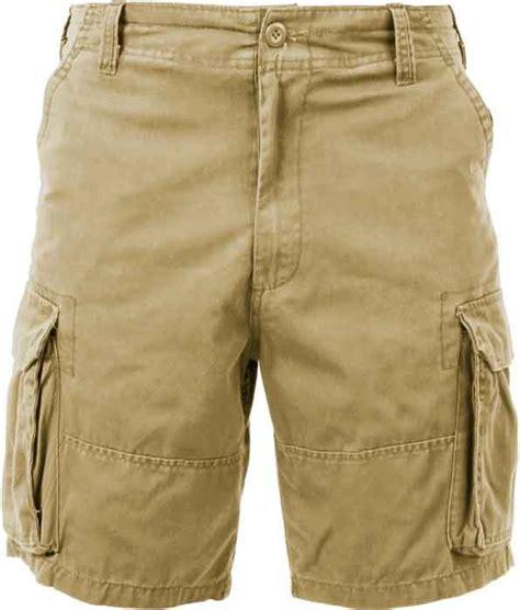 Shorts Khaki khaki vintage paratrooper cargo shorts