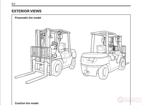 toyota forklift wiring diagram wiring diagram with