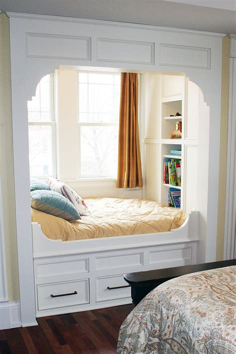 Bedroom Nooks Every Nook And Cranny Bartelt The Remodeling Resource