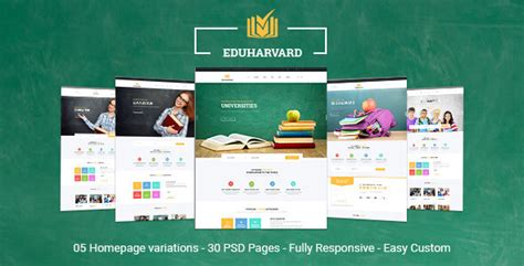 online education templates free download images
