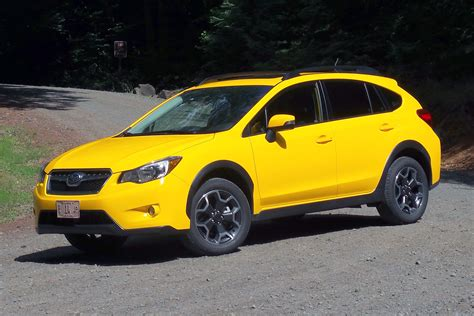 2015 Subaru Xv Crosstrek Review Digital Trends