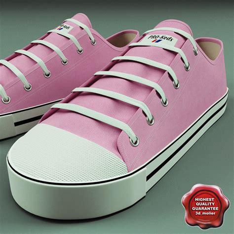 pro keds basketball shoes shoes pro keds 3d c4d