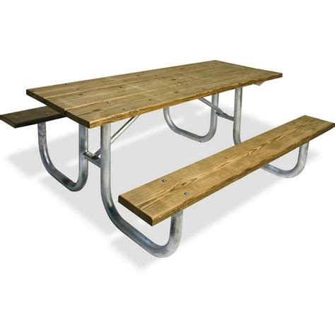 heavy duty picnic table plans wood picnic table best 20 picnic table cooler ideas on
