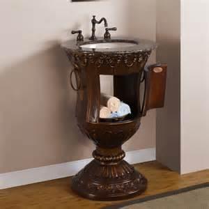 Bathroom Vanities 23 Inches Wide 23 Inch Vanity Space Saving Vanity Pedestal