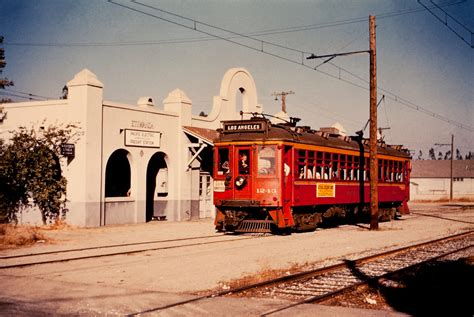etiwanda pacific electric depot spectra company