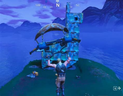 llama fox  crab fortnite challenge solved