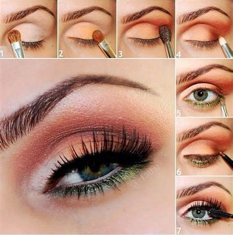tutorial maquillaje ojos eyeliner 17 perfect step by step makeup tutorials pretty designs