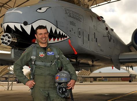 by order of the air force phlet 14 december italian exchange pilot first to fly a 10c thunderbolt ii