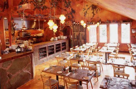 ristoranti co de fiori vail restaurants