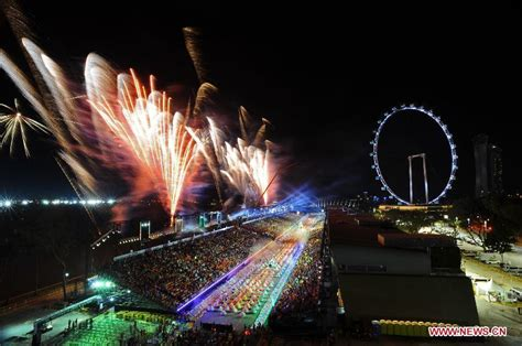 when is new year singapore 2015 chingay parade held to celebrate new year in