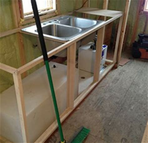 Small Plumbing by Tiny House Plumbing How To Get Water In And Out Of Your