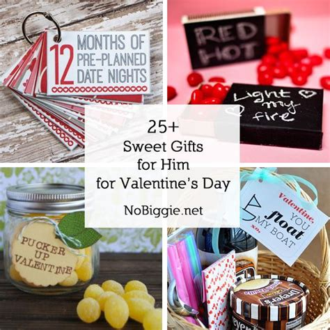 day gifts for 25 sweet gifts for him for s day valentines