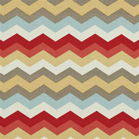 chevron drapery fabric chevron outdoor indoor upholstery fabric red blue pink