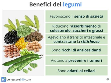 valore nutritivo degli alimenti legumi tipi propriet 224 controindicazioni calorie e