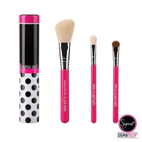 Sigma Color Pop Brush Kit Original Makeup Brush sigma color pop brush kit