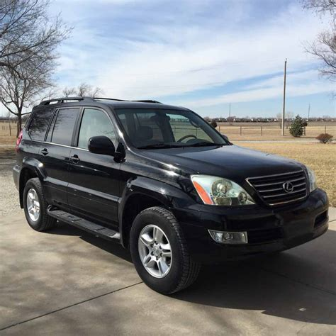 2005 Lexus Gx470 2005 lexus gx470 wichita ks ih8mud forum
