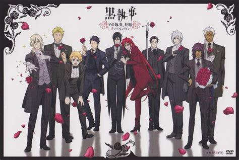 Top Ten List Of Characters You Should Idolise by Which Black Butler Character Should I Draw Anime Amino