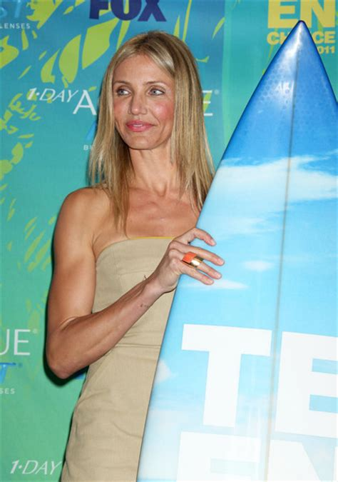 Choice Awards Cameron Diaz by Cameron Diaz Photos Photos 2011 Choice Awards