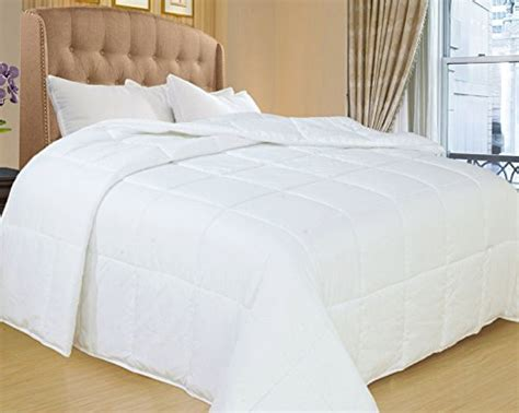 summer weight down alternative comforter natural comfort white down alternative comforter with