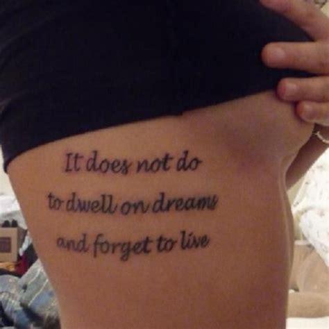 deep tattoo quotes tumblr underboob tattoo quotes quotesgram