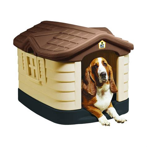 dog houses online pet zone cozy cottage dog house 43025 101 the home depot