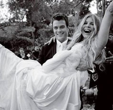 Fergie and Josh Duhamel mark six years of marriage out