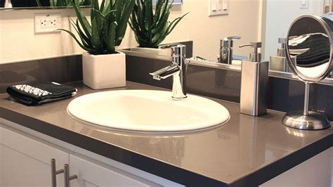 quartz countertops bathroom quartz slabs for your kitchen counter or bathroom vanity