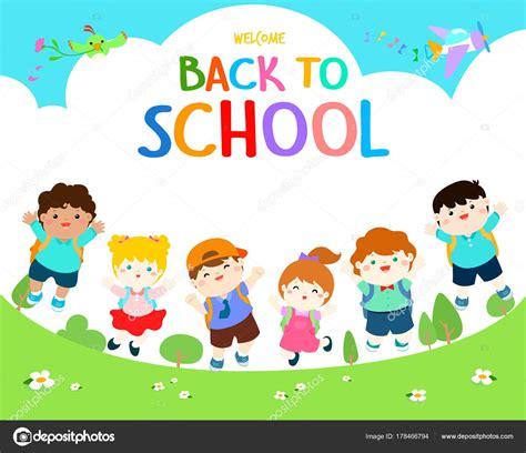 Back To School Fashion Flout by 欢迎回到学校矢量图 图库矢量图像 169 Onontour 178466794