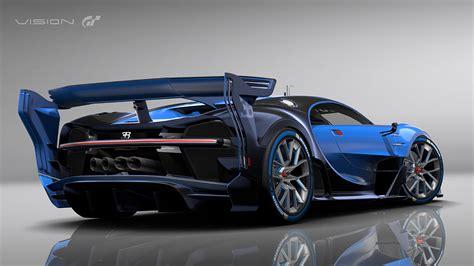 Gran Turismo show car des bugatti vision gran turismo wird auf der iaa