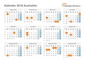 Australia Kalendar 2018 Feiertage 2018 Australien Kalender 220 Bersicht