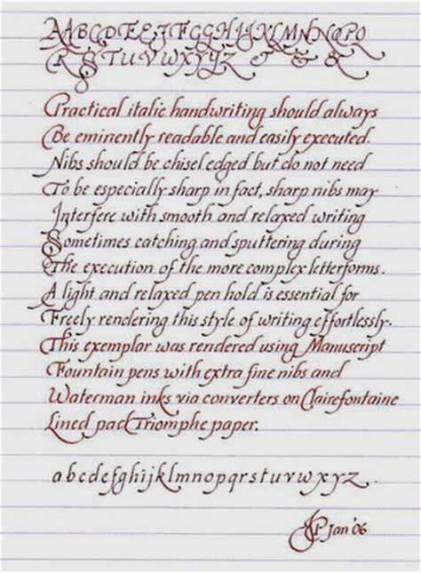 free printable italic handwriting worksheets italic handwriting hand writing