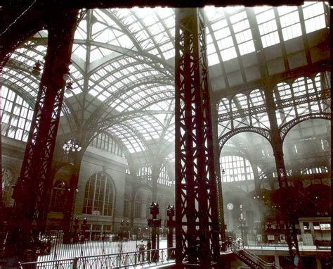 new york station books rebuilding demolished penn station isn t new york s redemption
