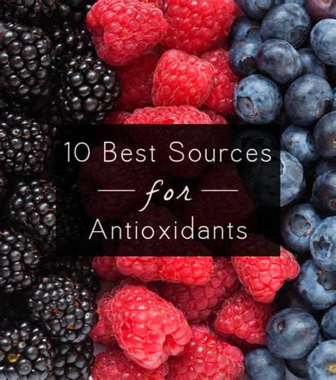 10 Best Antioxidant Foods by Best Antioxidant Foods Recipes