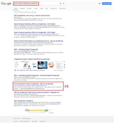 Guatemala Search Marketing En Guatemala Publicidad Por Adwords