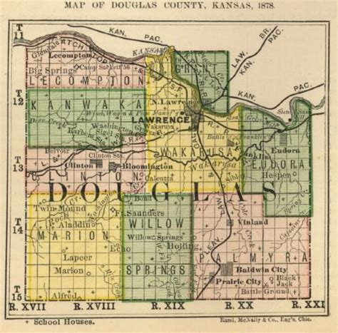 Douglas County Kansas Search Douglas County Kansas Map Kansas Map