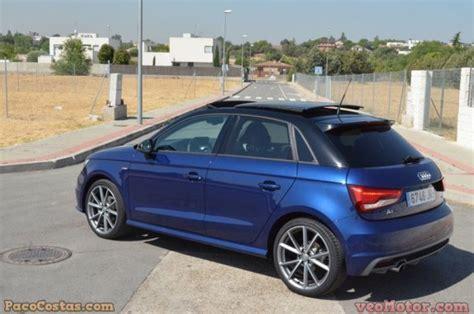 Audi A1 Diesel Motoren by Audi A1 Sportback 1 0 Tfsi Ultra Alternativa Al Di 233 Sel